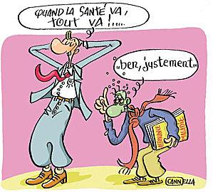 caricature du vendredi